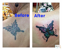 Cover-up Tattoo